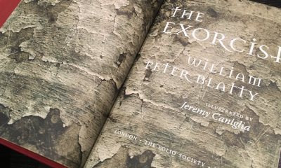 theexorcistfoliosocietybanner1200x627 - Interview: Publishing Director Tom Walker on the Love Folio Society Gives to Horror Novels