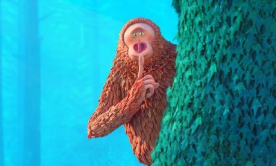 Missing Link - First Look: From the Studio That Brought Us PARANORMAN and CORALINE Comes MISSING LINK