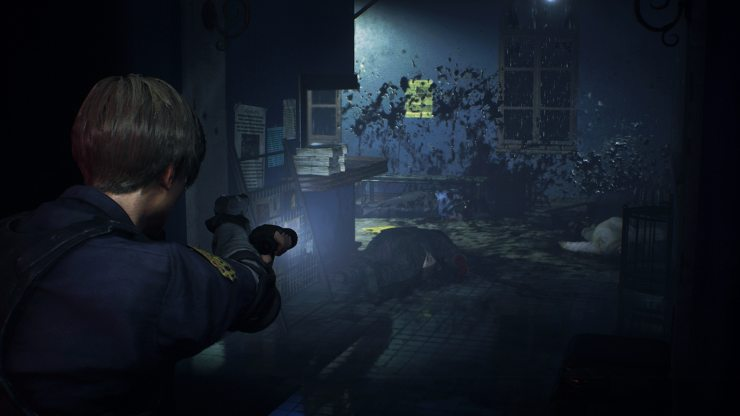 RE2 Announce Screen 11 - E3 2018: We Go Hands-On Into Raccoon City With RESIDENT EVIL 2 Remake