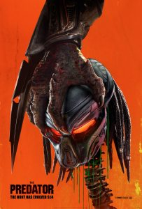 ThePredatorPoster 203x300 - Video: MTV Takes a Look Behind the Scenes of THE PREDATOR
