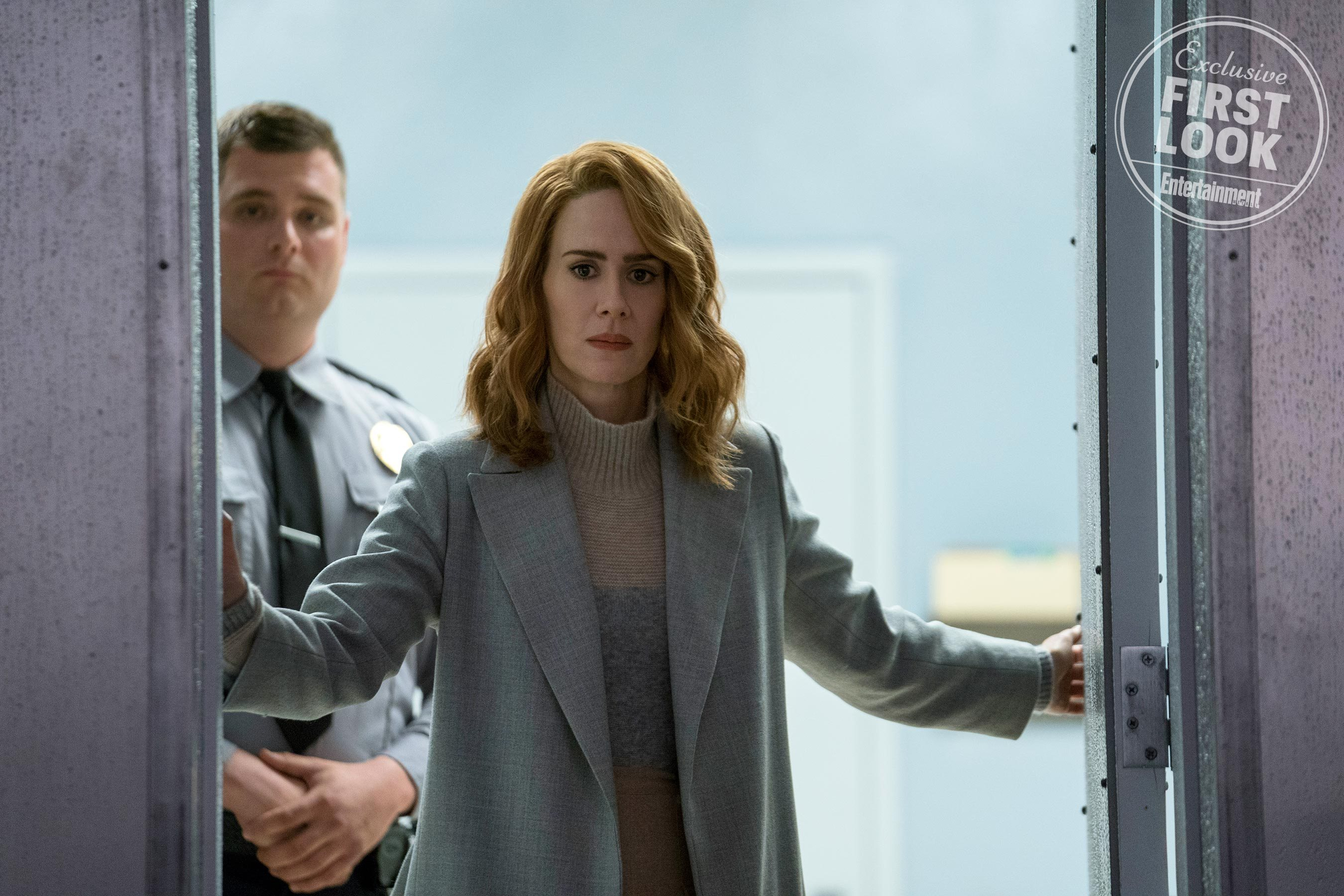 Glass Pic 4 - New GLASS Pics Featuring Willis, Jackson, Joy, and McAvoy