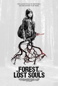 The Forest of Lost Souls Poster 203x300 - Black and White and Stunning: THE FOREST OF LOST SOULS Poster and Trailer