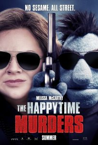 The Happytime Murders 1 203x300 - Go Figure, THE HAPPYTIME MURDERS Scores Hard R Rating