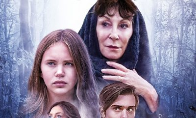 The Watcher In The Woods DVD 1 - Sabrina the Teenage Witch Directed a Lifetime Remake of THE WATCHER IN THE WOODS?