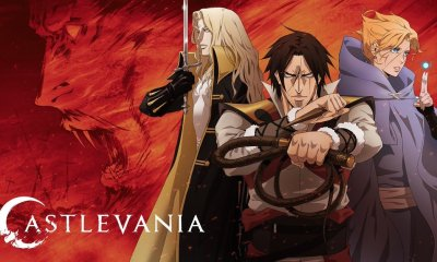 castlevaniabanner1200x627 - Netflix's CASTLEVANIA Powers Up a Third Season!