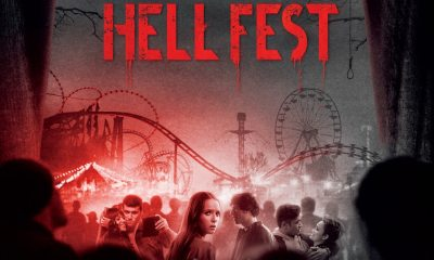 hell fest s - ICE NINE KILLS' Spencer Charnas Interviews HELL FEST Cast/Crew