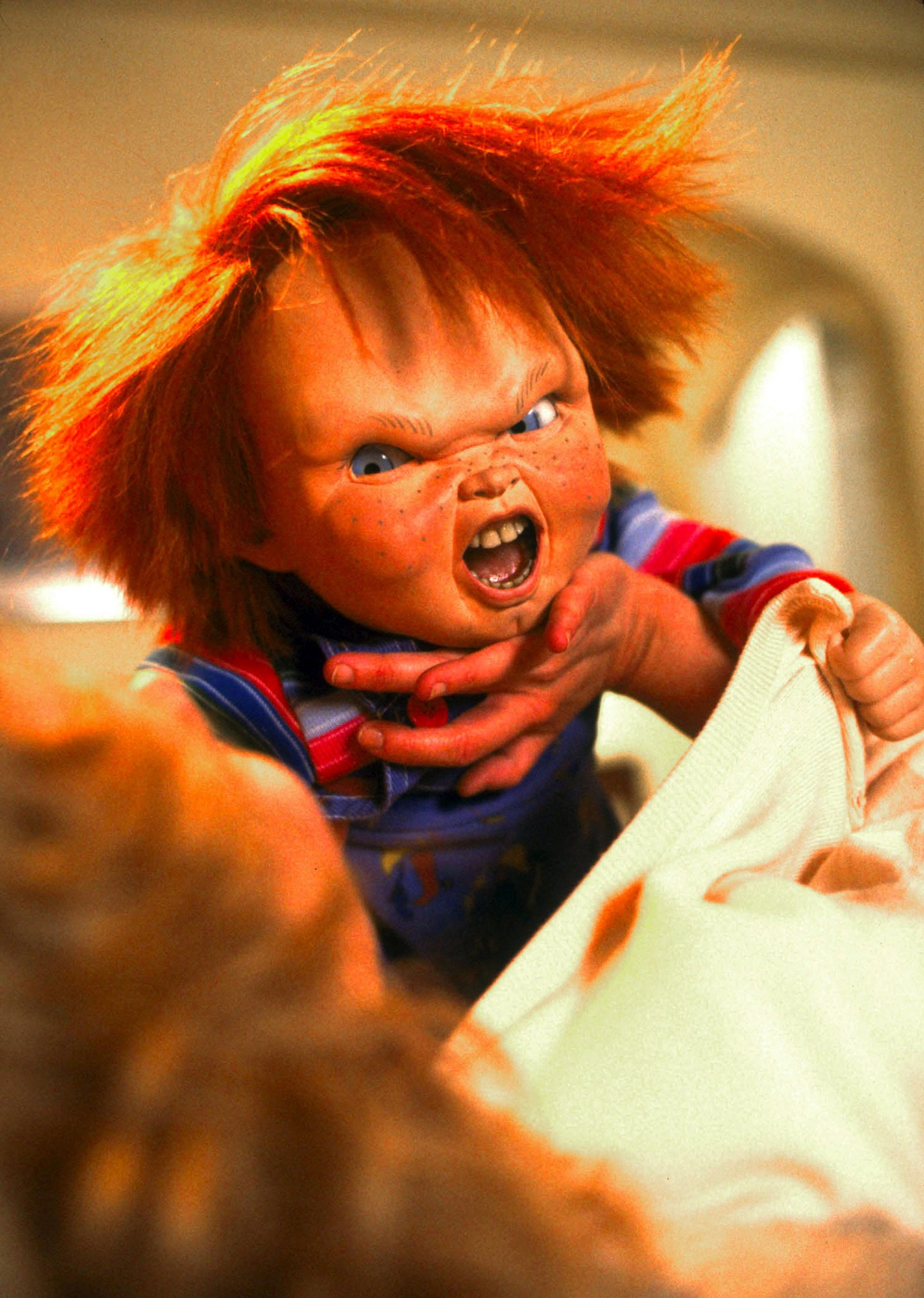 Recently We Passed Along The News That Polaroid Director Lars Klevberg Is Going To Be Helming MGMs Upcoming Remake Reboot Of Classic Killer Doll