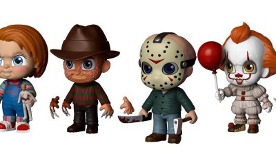 Funko 5 FI - Funko 5 Series: Freddy, Pennywise, Chucky & Jason!