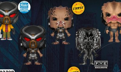 Funko The Predator fi - Funko THE PREDATOR Figures Might Include Spoilers...