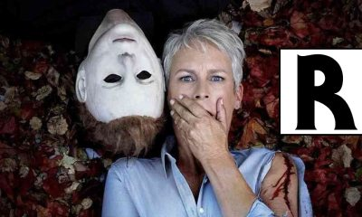 Halloween - Blumhouse HALLOWEEN Rated R for Horror Violence, Bloody Images, and Nudity