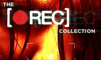 REC 1 - Scream Factory Announces Special Features for [REC] 4-Disc Blu-ray Collection!