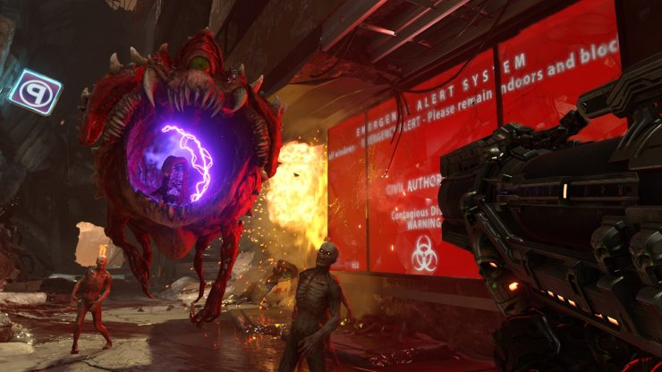 doometernal 1 - 6 Reasons We're Hella (Get it?) Excited for DOOM: ETERNAL