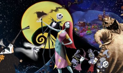 nightmare before christmas fi - THE NIGHTMARE BEFORE CHRISTMAS 25th Anniversary Blu-ray Details!