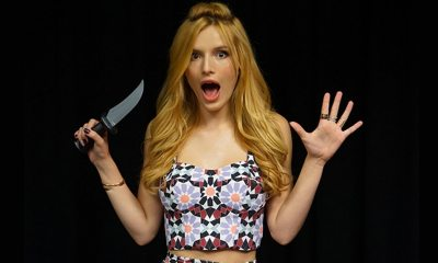 Bella Thorne - Bella Thorne & Melissa Leo LEAVE NOT ONE ALIVE