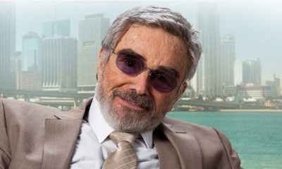 Burt Reynolds 2 - Burt Reynolds Passed Away Before Filming his Part for ONCE UPON A TIME IN HOLLYWOOD