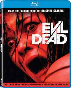Evil Dead Unrated Bluray 244x300 - EVIL DEAD Unrated Blu-ray Coming This Halloween