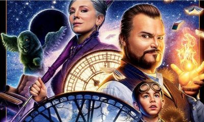 House Clock Walls Imax Poster Clip - Check Out the Stunning IMAX Poster for THE HOUSE WITH A CLOCK IN ITS WALLS