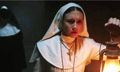 The Nun Review Featured Image - Who Goes There Podcast: Ep180 - THE NUN