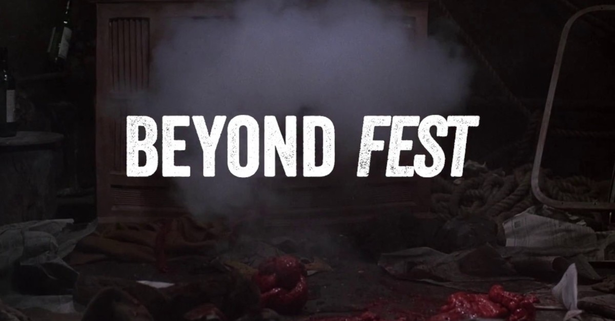 Now only in its 6th year of existence, Beyond Fest in Los Angeles has grown exponentially and is now the highest-attended genre festival in the country. American Cinematheque programmer Grant Moninger and Beyond Fest Co-Founder Christian Parkes, through a lot of hard work, have managed to deliver a two week horror extravaganza that caters to an LA community that had been surprisingly underserved until Beyond Fest opened its doors in 2013.