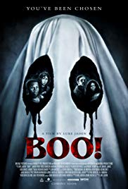 Boo poster - Brooklyn Horror FF 2018: BOO! Review - An Intimate Brew of Family Dysfunction