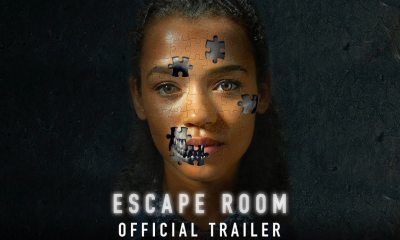 ESCAPE ROOM Official Trailer HD - Find the Clues or Die in ESCAPE ROOM Trailer and Poster