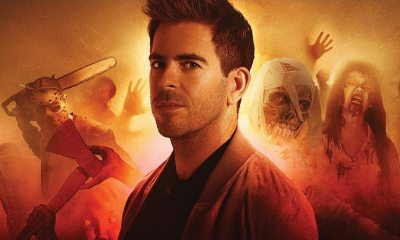 Eli Roth - Teaser & Schedule for Eli Roth's Docuseries HISTORY OF HORROR on AMC