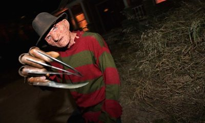 Freddy Krueger - Event Report: Warner Bros. Studio Tour HORROR MADE HERE