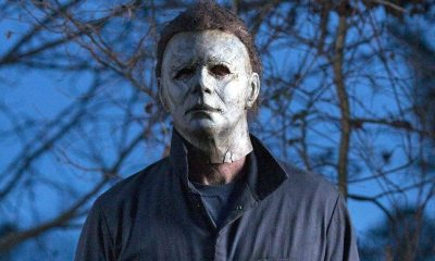 Halloween Highest - Finally! A Clear Picture of Michael Myers Unmasked in HALLOWEEN 2018