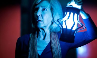 Lin Shaye - Lin Shaye: GRUDGE Reboot the Scariest Movie She's Been Involved With