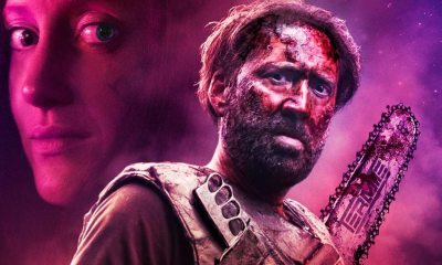 Mady 2 - Cage Rage vs Nazi Punks: Director Talks MANDY PART II