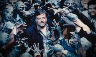 Romero - GammaRay's HISTORY OF FRIGHT Explores George A. Romero's Incalculable Contribution to the Zombie Genre