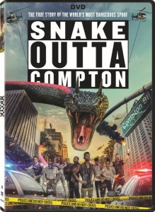 Snake Outta Compton DVD Box Art Lo Res 219x300 - Exclusive SNAKE OUTTA COMPTON Clip Pulls a HONEY, I BLEW UP THE KID