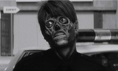 They Live Cop - Is John Carpenter Planning a Reboot of THEY LIVE?