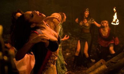 TrickRTreat - Gender Bashing: TRICK 'R TREAT and The Sexually Confident She-Wolf