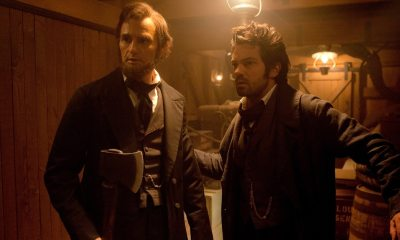Vampire Hunter - NBC Developing LAST AMERICAN VAMPIRE Series