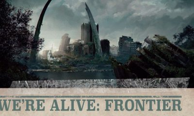 Were Alive - Exclusive Look at Prequel Episode of Horror RPG Series WE'RE ALIVE: FRONTIER