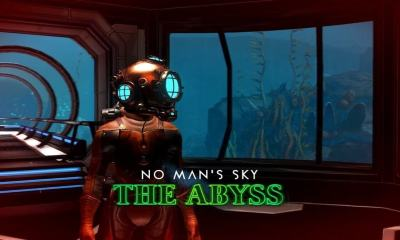 no mans sky the abyss diver image 1 - NO MAN'S SKY: THE ABYSS Halloween Update Dives Into The Ocean Depths