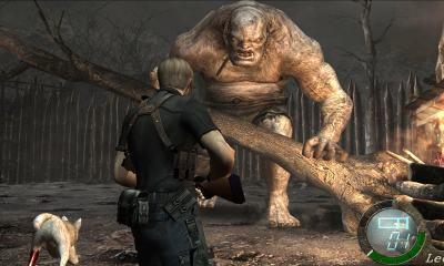 resident evil 4 El Gigante screenshot min - Three RESIDENT EVIL Games Heading To The Nintendo Switch Next Year