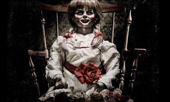 Annabelle Doll - ANNABELLE 3 Has Wrapped Filming