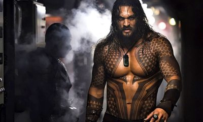 "Aquaman 2018 - James Wan Describes Scene Cut from AQUAMAN as ""Clouds of Blood Billowing Everywhere"""