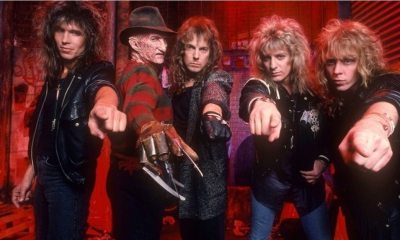 Freddy Krueger and Dokken - That Time Robert Englund & Dokken Did Cocaine Off Freddy Krueger's Glove