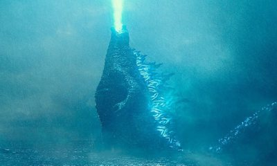 Godzilla King of the Monsters scene - GODZILLA: KING OF THE MONSTERS is Finished