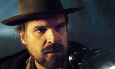 Stranger Things David Harbour - David Harbour Says He Knows When STRANGER THINGS Will End
