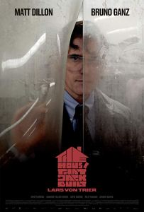 The House That Jack Built Poster 203x300 - THE HOUSE THAT JACK BUILT Director's Cut to Screen for One Night Only in Advance of R-Rated Release