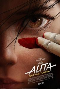 Alita Battle Angel Poster 202x300 - Latest Clip for ALITA: BATTLE ANGEL Unleashed at Game Awards