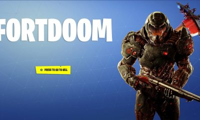 FortDoom thumbnail - FORTDOOM Brings Old School DOOM to Fortnite
