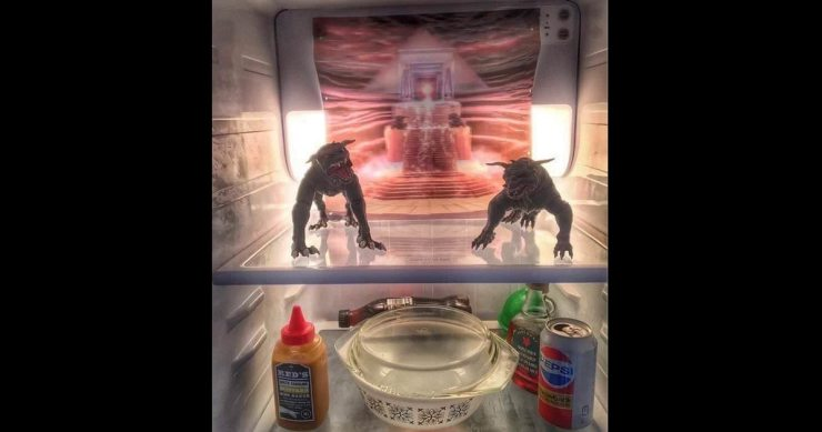 Ghostbusters Diorama 1024x538 - Cool GHOSTBUSTERS Diorama Wins Stan Winston School's Facebook Top 10