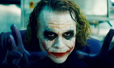 "Heath Ledger Joker - Secret of The Joker's ""Disappearing Pencil"" Trick from THE DARK KNIGHT Revealed"