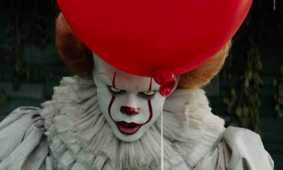 IT 2017 Pennywise - Stephen King Tweet Suggests Trailer for IT: CHAPTER TWO is Coming Soon