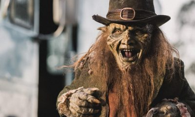 Leprechaun Returns Leprechaun - Interview: Linden Porco Talks LEPRECHAUN RETURNS and Replacing Warwick Davis